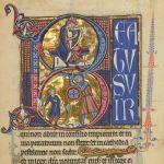 Bibliothèque nationale de France, Département des manuscrits, Latin 10434, fol. 17r.