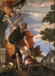 Paolo Veronese and his Aqedah sacrifice