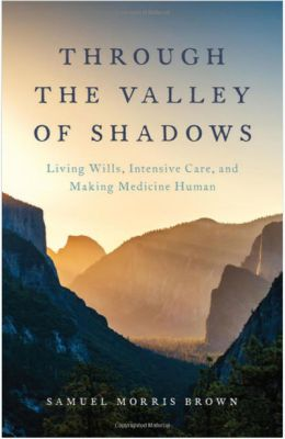 Through the Valley of Shadows Cover