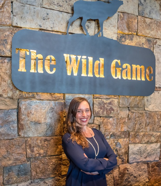 Deena Stuerman, The Wild Game Director of Sales and Marketing.