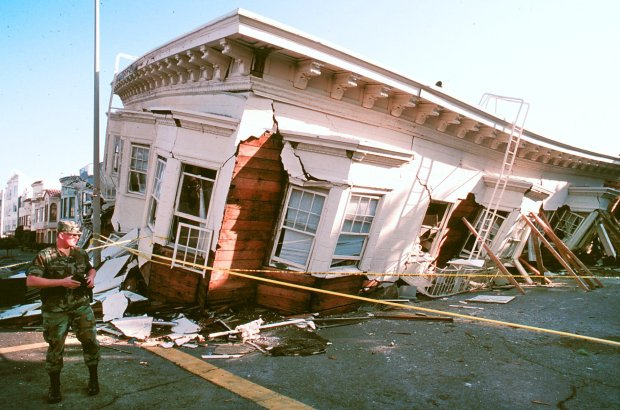 Locals Officials Remember Loma Prieta Earthquake On 30th Anniversary Times Herald