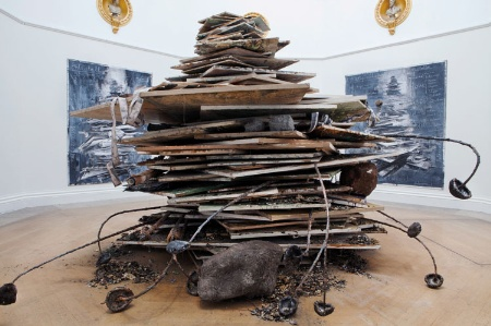 Ages of the World by Anselm Kiefer