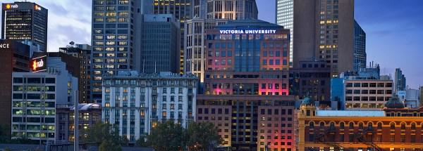 Victoria University World University Rankings | THE