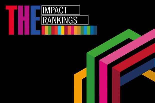 Logotipo de Impact Rankings