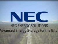 NEC Energy Solution Will Build and Operate 50MW Grid Energy Storage Facilities for VLC Energy