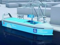 Norway to Launch First Ever Self-Sailing Electric Cargo Ship