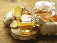How Ginger Tea Dissolves Kidney Stones