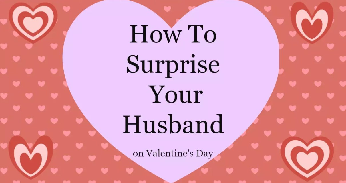 Top 5 Trending Valentine S Day Gift Ideas For Husbands Timeslifestyle