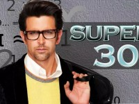 """This time it is Hrithik Roshan coming up with a biopic """"Super30"""""""