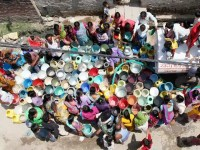 Running Dangerously Short Of Drinking Water, Bangalore Set To Go Dry This Summer