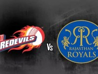 Watch Rajasthan Royals vs. Delhi Daredevils Live From 8pm Today – Online Streaming Websites and Apps