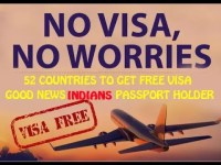 Destinations for Visa free tour outside India…. so, what are you waiting for Indians?
