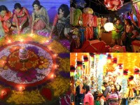 Diwali- An environment-friendly celebration with family