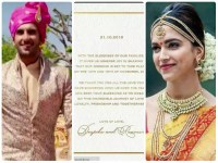 Ranveer Deepika Wedding bells