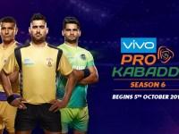 Pro Kabbadi League 2018