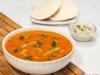 The telltale of Sambhar's origin