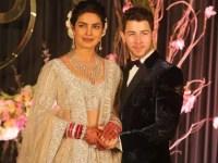 Desi Girl- Priyanka Chopra and Videsi Babu- Nick Jonas' Mumbai Reception