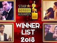 The entire apprehensions of Star Screen Awards 2018