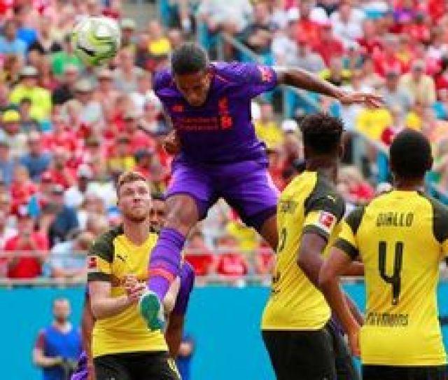 Match Info Liverpool Vs Borussia Dortmund Highlights