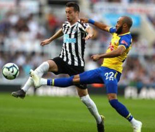 Match Info Newcastle Vs Southampton