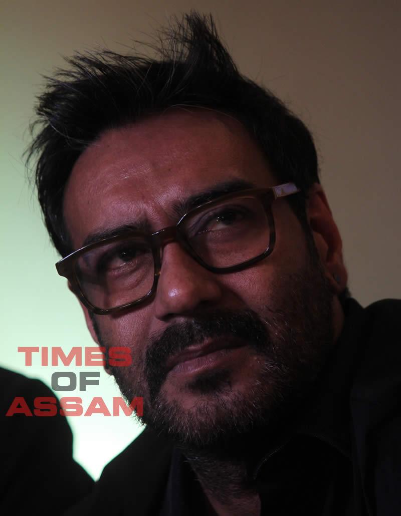 Ajay Devgan in Comic Talent