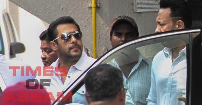 Bollywood Actor Salman Khan on Hit-and-Run verdict day