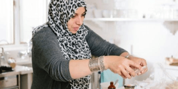 My Halal Kitchen Yvonne Maffei on Times of Youth