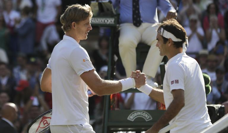 Anderson thwarts Federer's romantic reunion with Nadal at Wimbledon