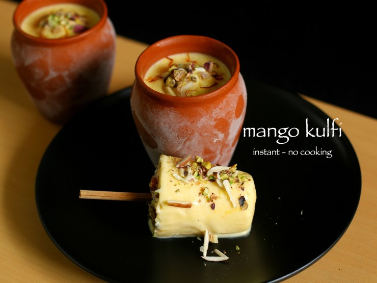 Mango Kulfi - Times of Youth