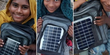 Solar Bags by Rohayl Varind