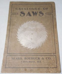 Fulton Saws By Sears