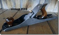 Union #X6