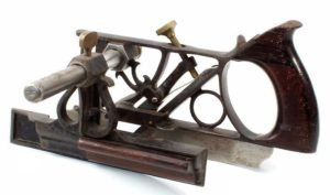 Phillips Plow plane 1870's patent