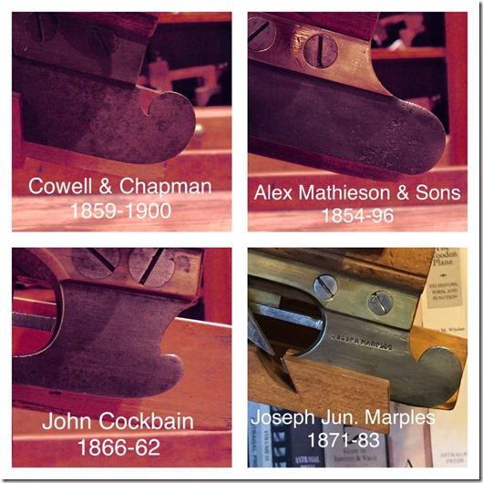 Cowell & Chapman, Alex Mathieson & Sons, John Cockbain