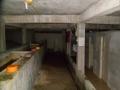 Duschbereich am Männerdormitorium