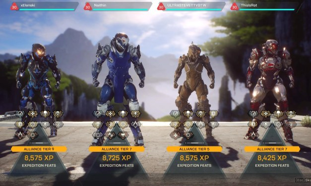 Anthem Changes — Beyond the Patch