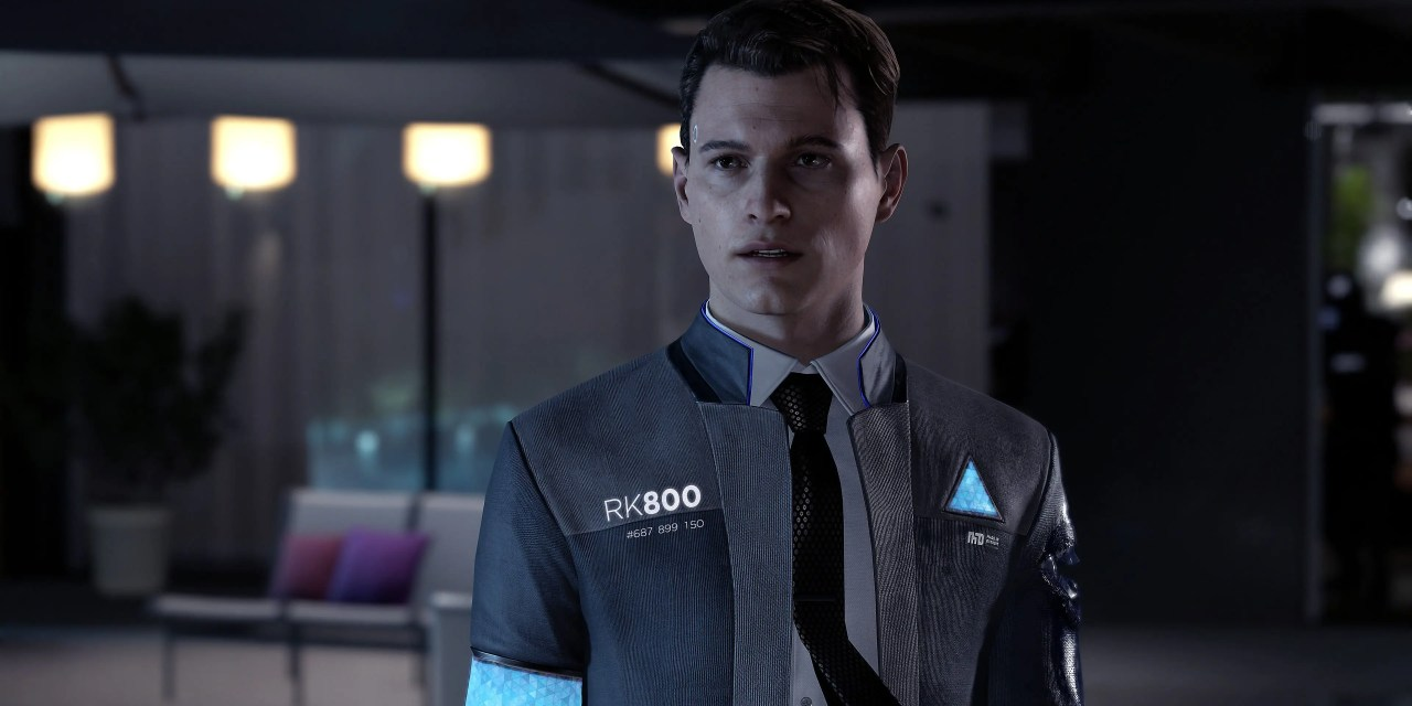 Studying Detroit: Become Human in 2050
