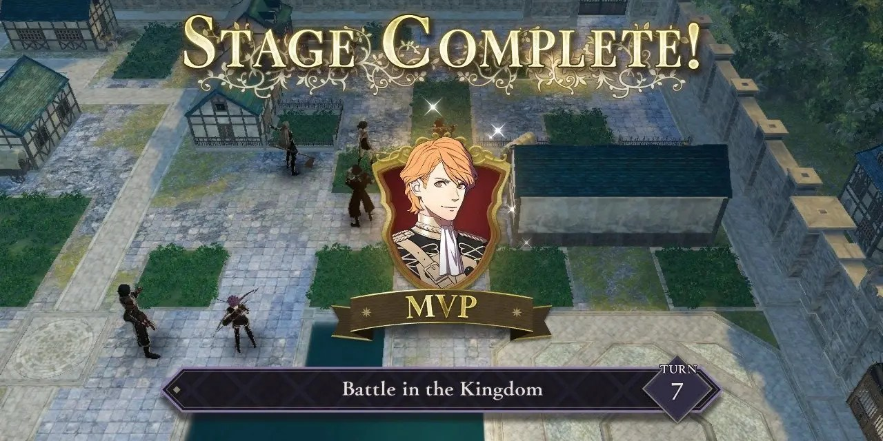 Newb's Impressions of Fire Emblem: Three Houses