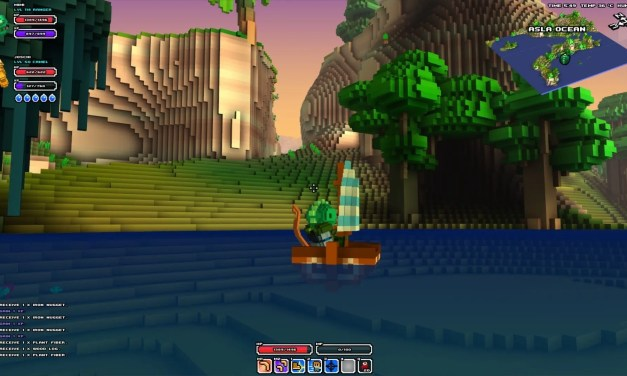 Cube World Resurfaces for Full Release