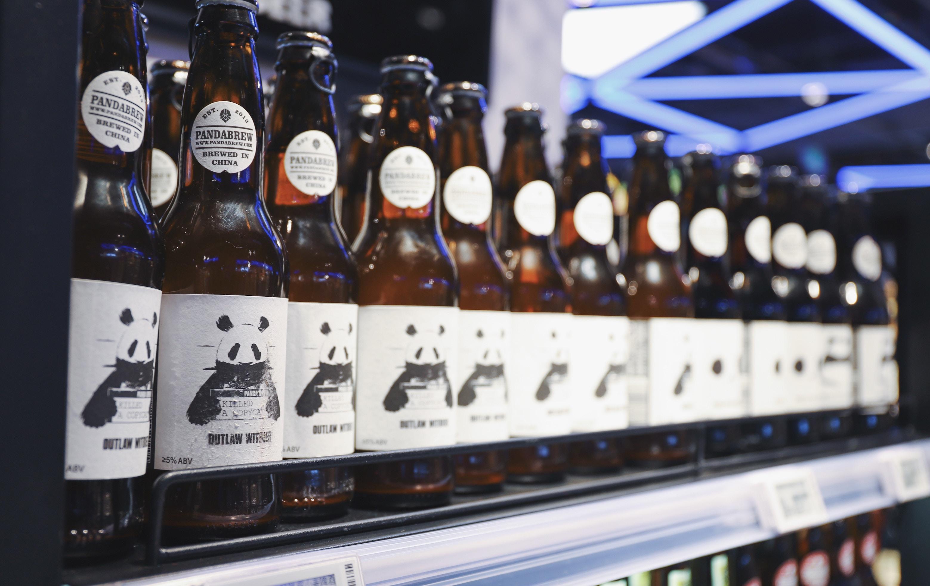 craft bier in Hongkong