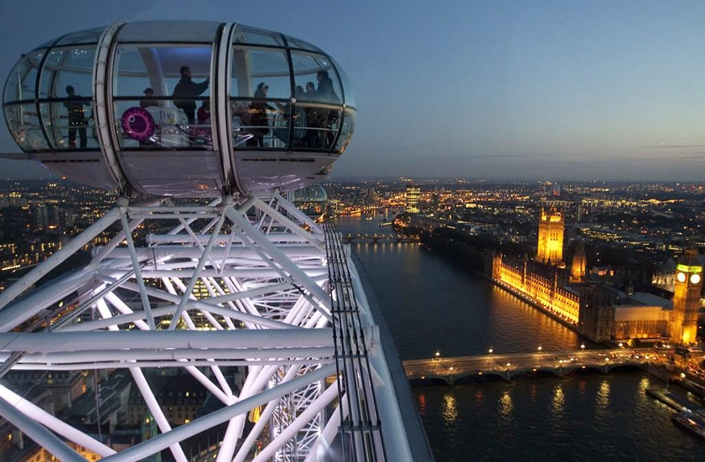 hotel londen centrum - london eye