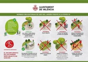versoepeling lockdown Valencia