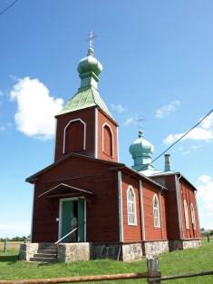 Metsküla kirik, Saaremaal