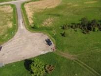 Aerofotod Väikse Väina juures