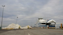 Rüsi Kuivastu sadamas