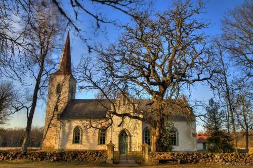 Jämaja kirik, Saaremaa