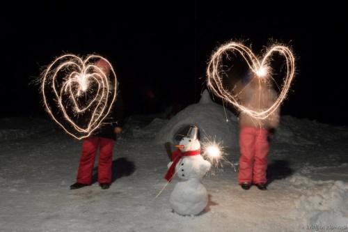 Valguse südamed