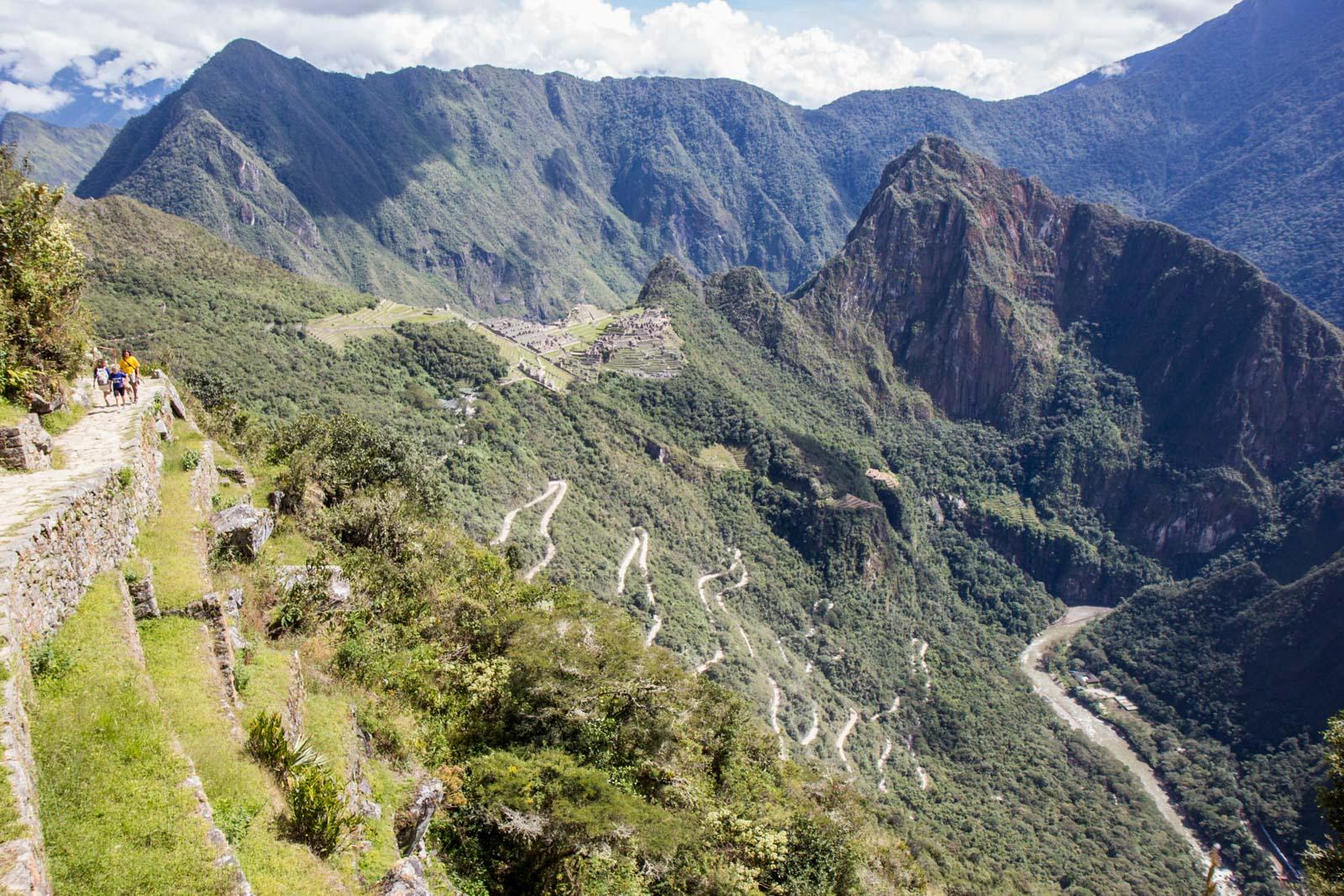 Qhapaq Nan Andean Road System