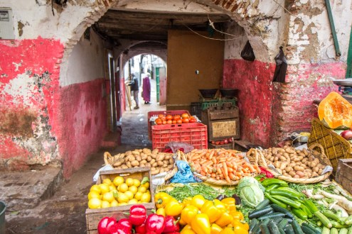 Image result for morocco local market