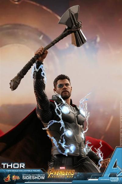 Thor - Avengers: Infinity War - Marvel - Hot Toys Movie ...